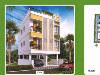 550 sqft, 2 bhk BuilderFloor in Builder Project Avadi, Chennai at Rs. 19.9900 Lacs