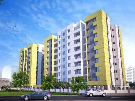 606 sqft, 1 bhk Apartment in Kiran Shubharambh Baner, Pune at Rs. 47.0000 Lacs