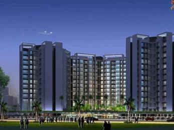 696 sqft, 1 bhk Apartment in Gajra Bhoomi Gardenia 1 Roadpali, Mumbai at Rs. 11000