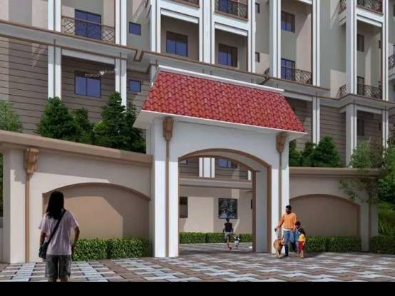 646 sqft, 2 bhk Apartment in Builder Project Besa, Nagpur at Rs. 14.0822 Lacs