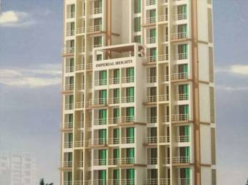 700 sqft, 1 bhk Apartment in Shyam Imperial Heights Kamothe, Mumbai at Rs. 64.0000 Lacs