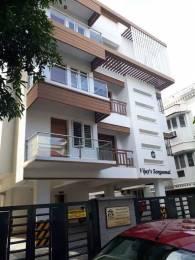 1100 sqft, 2 bhk Apartment in Vijay Senganmal Anna Nagar, Chennai at Rs. 35000