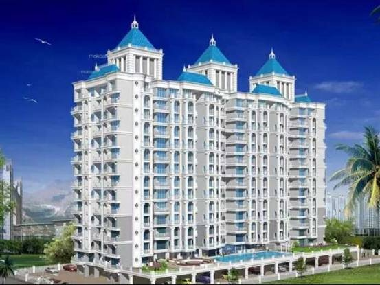 1410 sqft, 2 bhk Apartment in Arihant Anaya Kharghar, Mumbai at Rs. 19000