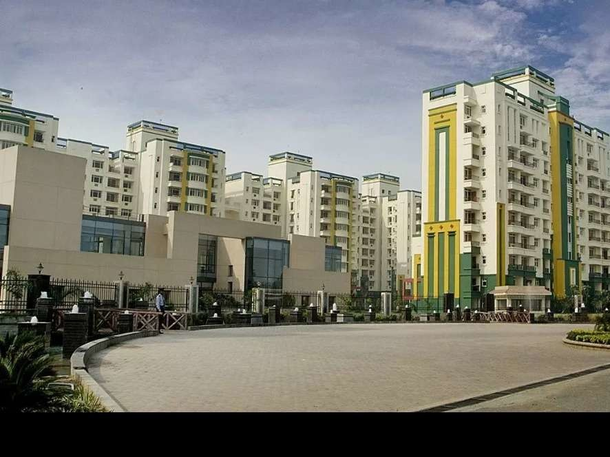 1740 sq ft 3BHK 3BHK+3T (1,740 sq ft) + Study Room Property By ALFATECH REALTORS In Nri Gh 1, Omega