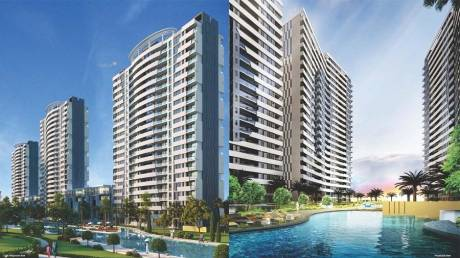 1820 sqft, 3 bhk Apartment in Builder omaxe the lake New Chandigarh Mullanpur, Chandigarh at Rs. 73.9648 Lacs