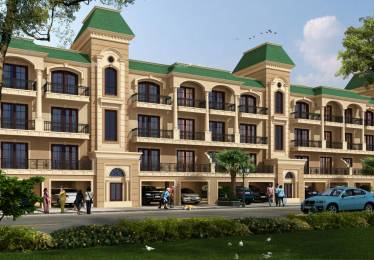 1596 sqft, 3 bhk BuilderFloor in Builder OMAXE CELESTIA ROYAL New Chandigarh Mullanpur, Chandigarh at Rs. 58.8070 Lacs