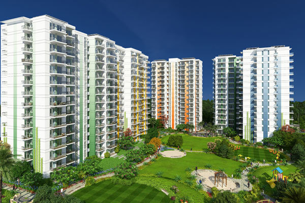1290 sqft, 2 bhk Apartment in Hero Hero Homes Sector 88 Mohali, Mohali at Rs. 61.1256 Lacs