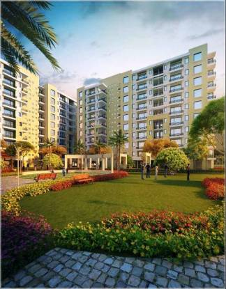 1500 sqft, 3 bhk Apartment in Builder Mona City Homes SEC 115 MOHALI KHARAR LANDRAN ROAD, Chandigarh at Rs. 39.0051 Lacs