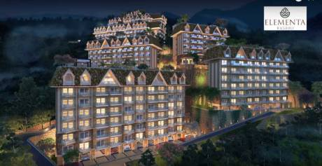880 sqft, 1 bhk Apartment in Builder Project Kasauli, Solan at Rs. 44.9000 Lacs