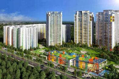 1095 sqft, 2 bhk Apartment in Hero Hero Homes Sector 88 Mohali, Mohali at Rs. 52.4013 Lacs