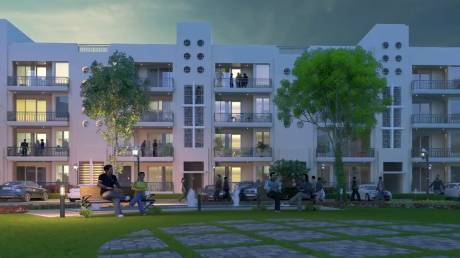 1425 sqft, 3 bhk BuilderFloor in Ubber Mews Gate Kharar, Mohali at Rs. 42.9000 Lacs