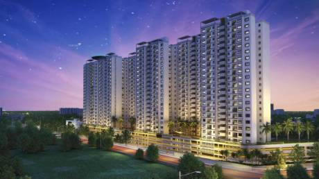 714 sqft, 1 bhk Apartment in Salarpuria Sattva Cadenza Kudlu, Bangalore at Rs. 65.0000 Lacs
