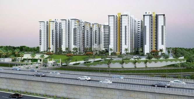 1564 sqft, 3 bhk Apartment in Salarpuria Sattva Cadenza Kudlu, Bangalore at Rs. 1.1000 Cr
