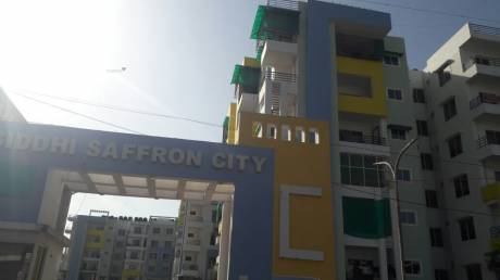 1200 sqft, 3 bhk Apartment in Builder siddhi saffron Kolar Road, Bhopal at Rs. 10000