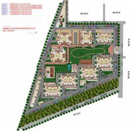 1040 sqft, 2 bhk Apartment in Eros Wimbley Estate Sector 49, Gurgaon at Rs. 95.0000 Lacs