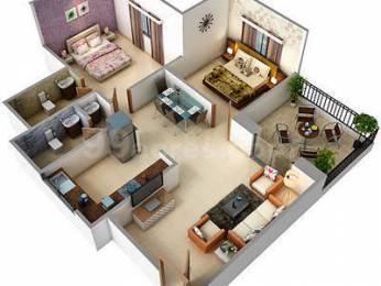 1200 sqft, 2 bhk Apartment in Builder Project Diwalipura, Vadodara at Rs. 12000