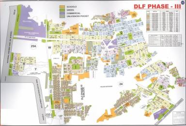 3546 sqft, Plot in DLF Phase 3 Sector 24, Gurgaon at Rs. 3.9400 Cr