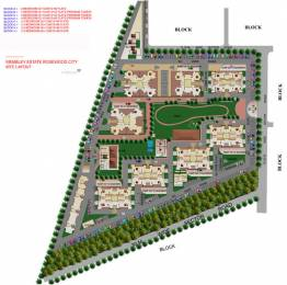 1040 sqft, 2 bhk Apartment in Eros Wimbley Estate Sector 49, Gurgaon at Rs. 88.0000 Lacs