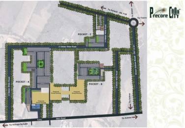 1080 sqft, Plot in MV Precore City Plots Sector 7 Sohna, Gurgaon at Rs. 32.0000 Lacs