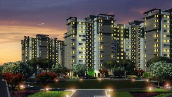 930 sqft, 2 bhk Apartment in Provident Kenworth Rajendra Nagar, Hyderabad at Rs. 45.5000 Lacs