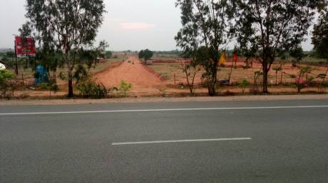 1485 sqft, Plot in Prakruti White Field Shadnagar, Hyderabad at Rs. 11.5000 Lacs
