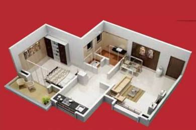 638 sqft, 1 bhk Apartment in BramhaCorp Avenue Kondhwa, Pune at Rs. 38.0000 Lacs