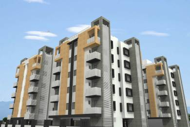 1628 sqft, 3 bhk Apartment in Amanora Future Towers Hadapsar, Pune at Rs. 27000