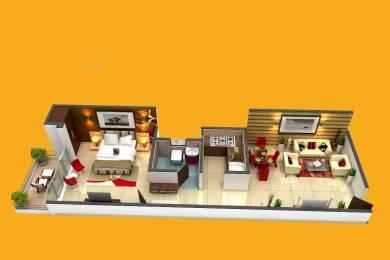 575 sqft, 1 bhk BuilderFloor in Builder soni hardik tower Sector 110, Noida at Rs. 17.5000 Lacs