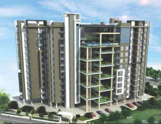 1683 sqft, 3 bhk Apartment in Dhanuka Sunshine Prime Dholai, Jaipur at Rs. 58.5684 Lacs