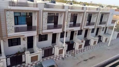 1550 sqft, 3 bhk Villa in Builder DHRUV HOMES Dholai Patrakar Colony, Jaipur at Rs. 46.5000 Lacs