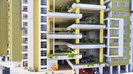 698 sqft, 1 bhk Apartment in Dhanuka Sunshine Prime Mansarovar Extension, Jaipur at Rs. 15000