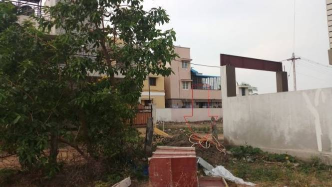 5662 sqft, Plot in Builder Project Vadavalli, Coimbatore at Rs. 1.1050 Cr