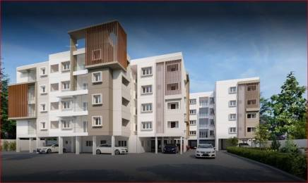 1265 sqft, 2 bhk Apartment in Builder Project Saibaba Colony, Coimbatore at Rs. 63.2500 Lacs