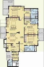 2309 sqft, 3 bhk Apartment in Satya The Legend Sector 57, Gurgaon at Rs. 40000