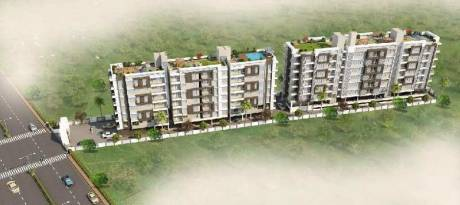 1030 sqft, 2 bhk Apartment in Builder Project Bailey Road, Patna at Rs. 42.5100 Lacs