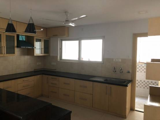 3650 sqft, 4 bhk Apartment in Meenakshi Sky Lounge Hitech City, Hyderabad at Rs. 75000