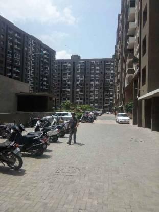 1210 sqft, 2 bhk Apartment in Savvy Swaraaj Sports Living Gota, Ahmedabad at Rs. 45.0000 Lacs