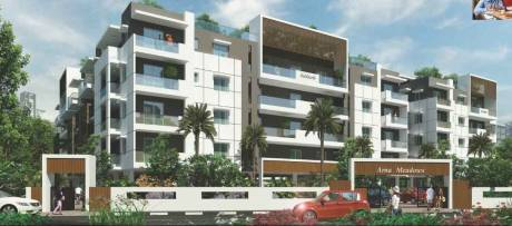 1235 sqft, 2 bhk Apartment in Arna Shelters Meadows Hulimavu, Bangalore at Rs. 52.4900 Lacs