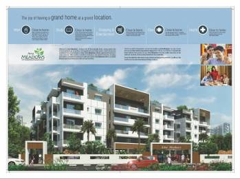 1530 sqft, 3 bhk Apartment in Arna Shelters Meadows Hulimavu, Bangalore at Rs. 65.0000 Lacs