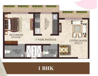 680 sqft, 1 bhk Apartment in Safal Shree Saraswati CHSL Plot 8 A Chembur, Mumbai at Rs. 1.0800 Cr