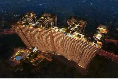 724 sqft, 2 bhk Apartment in Spenta Alta Vista Chembur, Mumbai at Rs. 1.6652 Cr