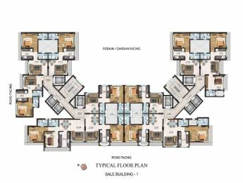 833 sqft, 1 bhk Apartment in Crystal Armus Chembur, Mumbai at Rs. 1.0200 Cr