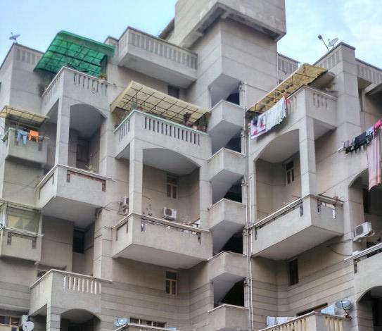 1800 sq ft 3BHK 3BHK+3T (1,800 sq ft) + Servant Room Property By Property Space In Om Satyam Apartment, Sector 4 Dwarka