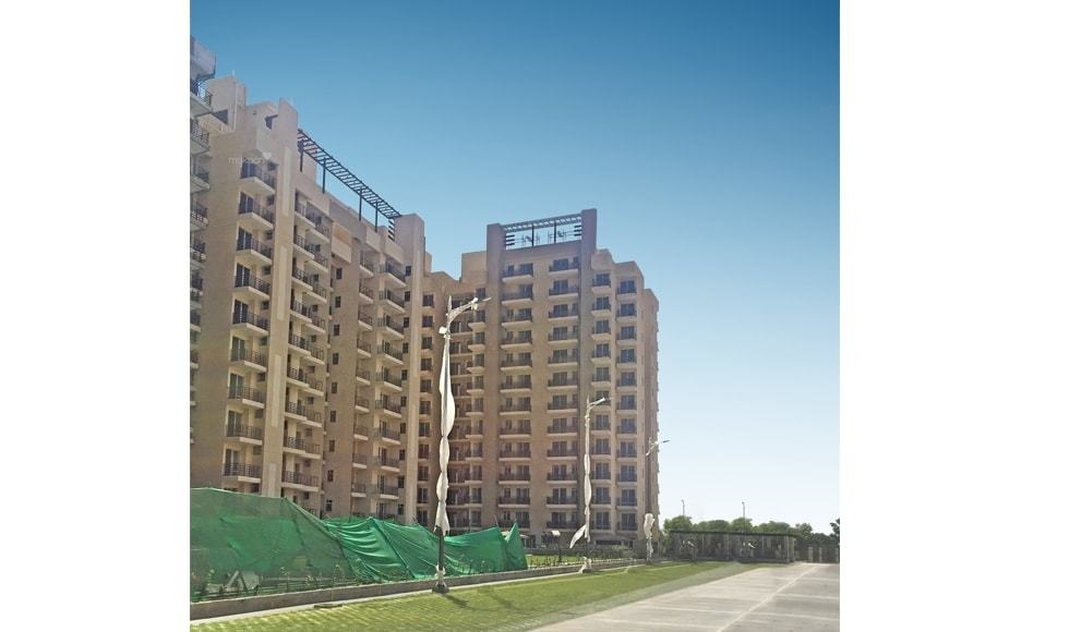 1814 sq ft 3BHK 3BHK+3T (1,814 sq ft) + Servant Room Property By Property Space In The Hermitage, Sector 103