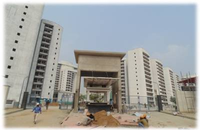 1850 sqft, 3 bhk Apartment in Chintels Paradiso Sector 109, Gurgaon at Rs. 1.2950 Cr