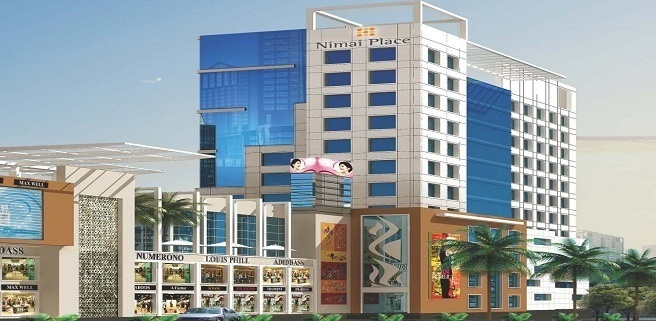 581 sq ft 1BHK 1BHK+1T (581 sq ft) + Pooja Room Property By Real Asset Buildtech Pvt Ltd In Place, Sector 114