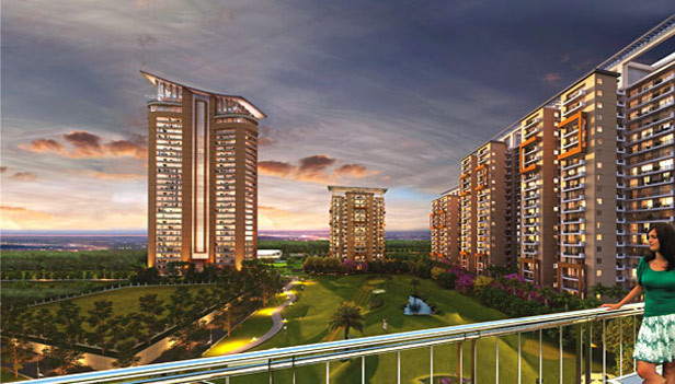 1546 sq ft 3BHK 3BHK+3T (1,546 sq ft) + Pooja Room Property By Property Space In 106 Golf Avenue, Sector 106