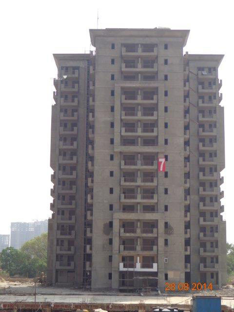 1546 sq ft 3BHK 3BHK+3T (1,546 sq ft) + Pooja Room Property By Real Asset Buildtech Pvt Ltd In 106 Golf Avenue, Sector 106