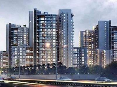 1579 sq ft 3BHK 3BHK+3T (1,579 sq ft) + Pooja Room Property By Property Space In La Vida, Sector 113