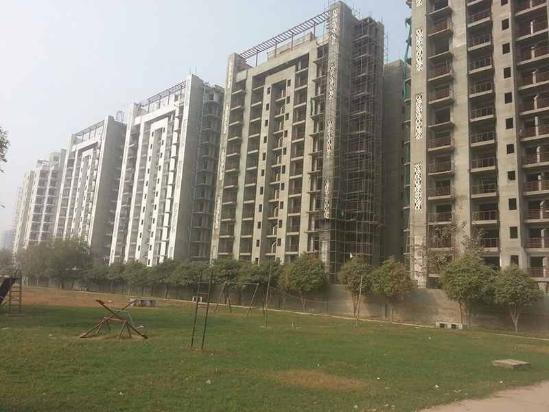1533 sq ft 2BHK 2BHK+2T (1,533 sq ft) + Study Room Property By Property Space In The Hermitage, Sector 103